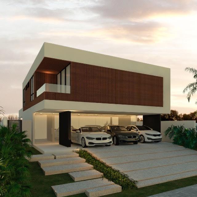 Residência no Condomínio Aldebaran Ville em Teresina, Piauí