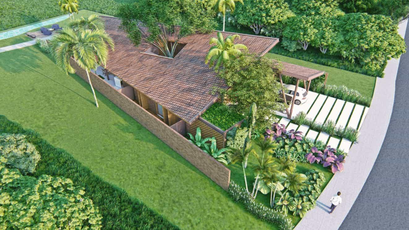 Residência localizada no Condomínio Aldebaran em Teresina, Piauí